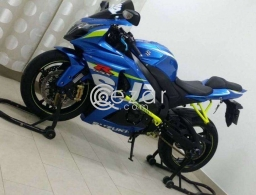 2015 SUZUKI GSXR1000 for sale in Qatar