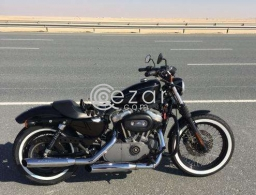 Harley Davidson XL 1200N Nightster Model 2008 for sale in Qatar