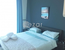 Shared accomodation in luxurious 272 sq.m. flat for rent in Qatar