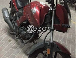 Honda Bike 2017 model in Doha Qatar