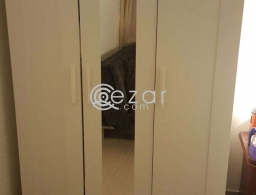 Beautiful IKEA wardrobe for only 300 QR for sale in Qatar