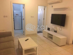 Rent in Building in Bin Omran fully  furnished  2 bedrooms for rent in Qatar