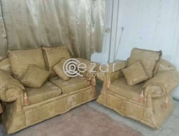 for sale sofa set 3+2+1 for sale in Qatar