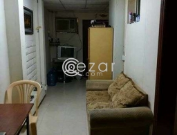 Fully furnished 1 BHK family accommodation available in Matar Qadeem for rent in Qatar