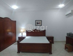 Beautiful Furnished Studio Apartment Including Bills for rent in Qatar