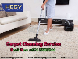 Carpet Cleaning Service Call in Qatar