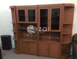 Show case 4 Pieces for sale in Qatar