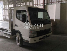 Mitsubishi Canter Box Truck for sale in Doha Qatar