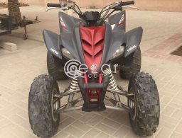 Yamaha Raptor 350 for sale in Qatar