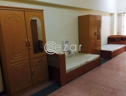 Fully furnished bedspace muntaza (opp apolo hospital ) for rent in Qatar