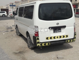 2011 NISSAN URVAN BUS FOR SALE for sale in Qatar