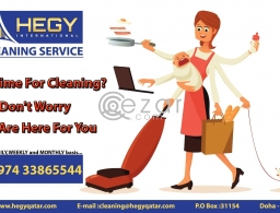 Looking For CLEANING Service ? Book Now in Qatar