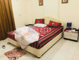 Sharing 2bhk fully furnished flat near Almeera mansoura for rent in Qatar