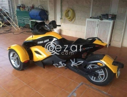 Can-am Spyder SE5 2009 for sale in Qatar
