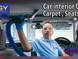 Car Interior Cleaning Service Book Now in Qatar