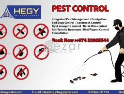 Pest Control Service Call Us now in Qatar