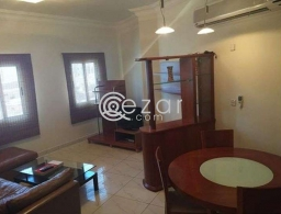 1 bedroom Fully Furnished Apartment for rent in Bin Mahmoud Area - daily & monthly rental for rent in Qatar