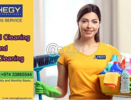 General Cleaning And Deep Cleaning Service in Qatar