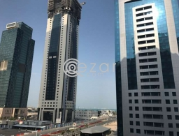Beautiful apartment in Westbay - Beverly Hills Tower for rent in Qatar
