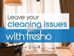 FRESHO CLEANING SERVICES in Qatar