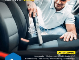 CAR INTERIOR CLEANING AT YOUR DOORSTEPS QATAR in Qatar