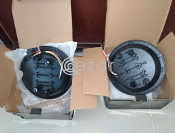 Wrangler jeep LED Headlights (New) for sale in Qatar