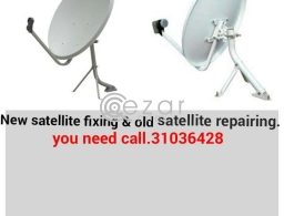 Sattelite / Dish work please call me 31036428 in Qatar