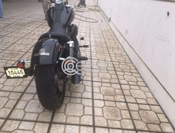 Harley Davidson Wide Glide 2012 for sale in Qatar