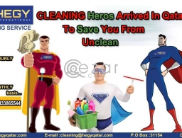 CLEANING Heros Are Arrived In Qatar Call in Qatar