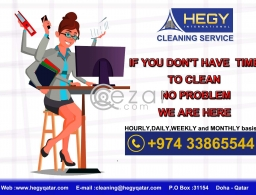 Time To Clean Your Home Call Now in Qatar