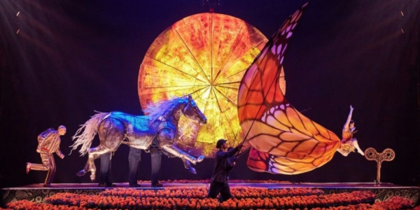 Cirque du Soleil's new show Bazzar to premiere in Qatar on April 25