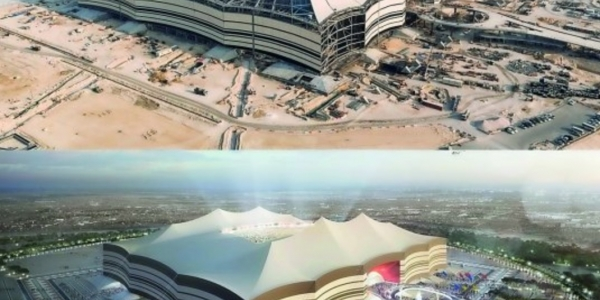 Road to 2022: Al Khor's unique Al Bayt Stadium getting into shape