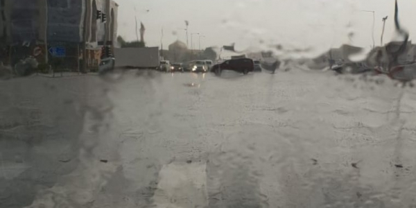 8 tips for driving safely in the rain in Qatar