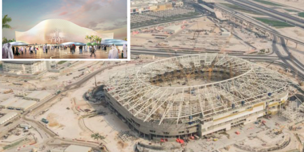 2022 FIFA World Cup: Al Rayyan Stadium moves towards completion