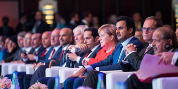 Qatar-Germany relationship reaches new heights