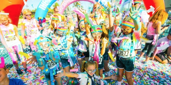 Fifth edition of Color Run on January 26 at QNCC