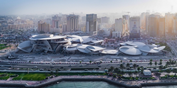 National Museum of Qatar announce the opening date 28.03.2019