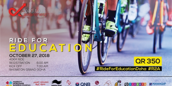 Ride for Education - Road to Awareness | 27th October