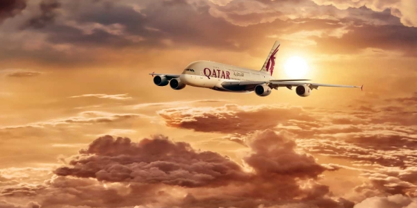 Qatar Airways becomes first airline to adopt real-time flight tracking