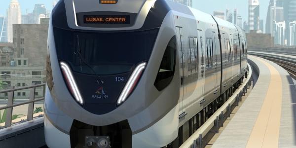 The Doha Metro is 90% ready