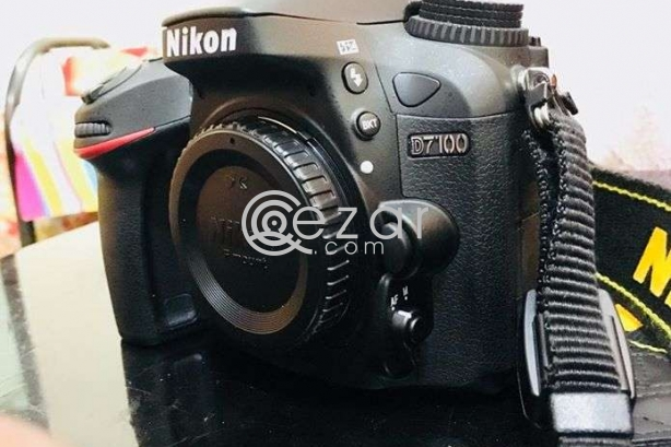 New Nikon 7100 Perfect condition photo 1