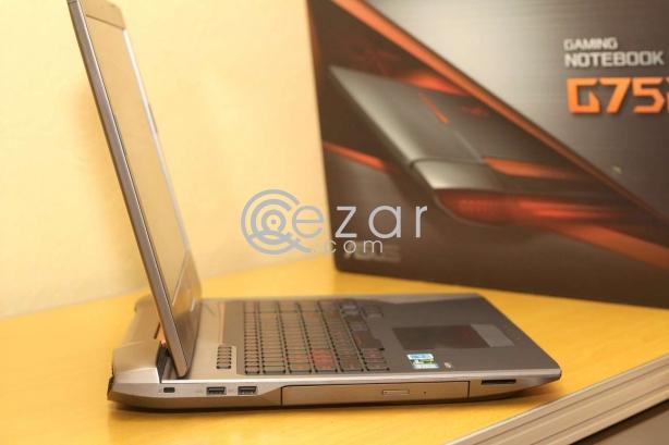 ASUS G752 Powerful gaming laptop photo 2