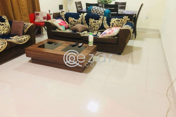Sharing 2bhk fully furnished flat near Almeera mansoura photo 7