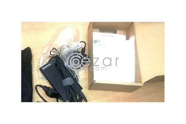 Lenovo Laptop Original Charger with Car Charging kit photo 2