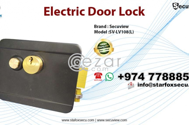 Electric Door Lock photo 1