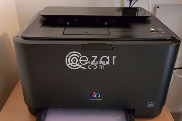 Samsung Colour Laser Jet Printer CLP-315 photo 1