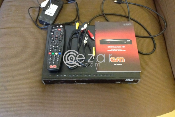 OSN HD Receiver with record option photo 1