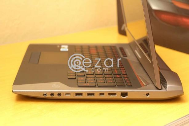 ASUS G752 Powerful gaming laptop photo 1