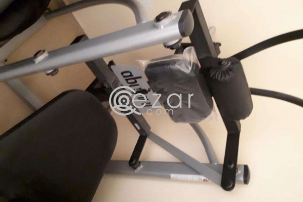 ABs Workout Machine QUICK SALE photo 1