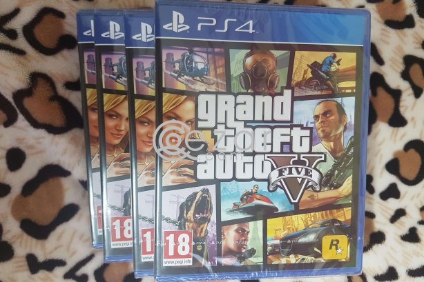 PS4 GTA V- Grand Theft Auto 5 Game (FREE DELIVERY) photo 1